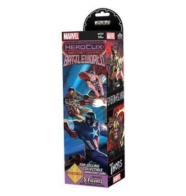 WizKids Secret Wars BattleWorld 5 Figure Booster