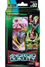 Bandai Dragonball Super Expert Deck Android Duality