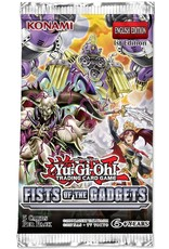 Konami Fists of the Gadgets Booster