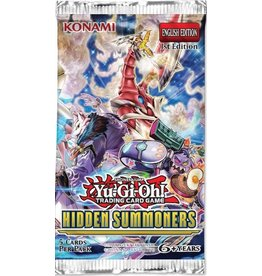 Konami Hidden Summoners Booster
