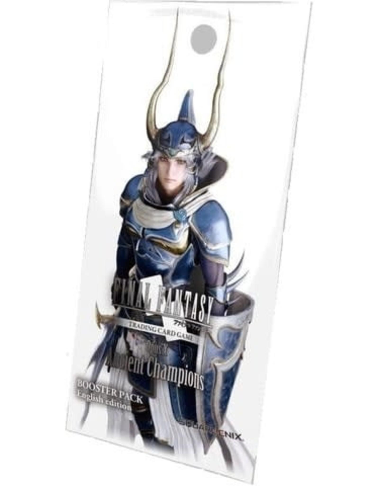 Square Enix Final Fantasy Booster Opus 10