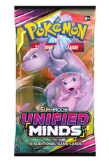 Pokemon Sun & Moon Unified Minds Booster