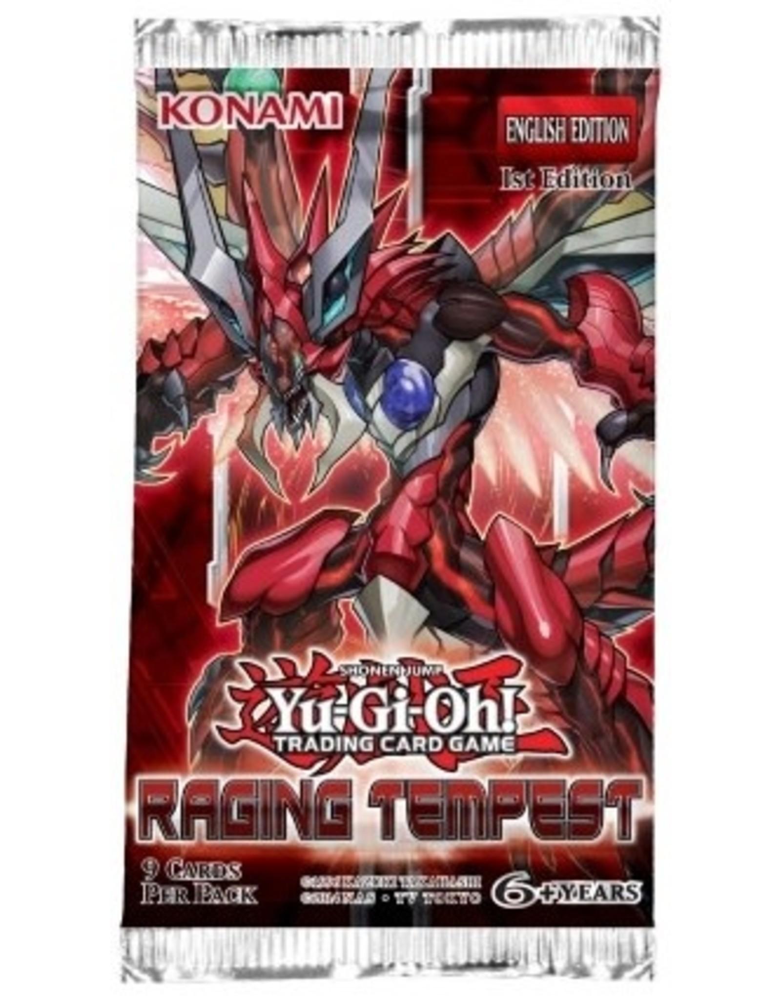 Konami Raging Tempest Booster