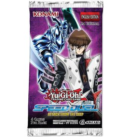 Konami Speed Duel Attack from the Deep Booster