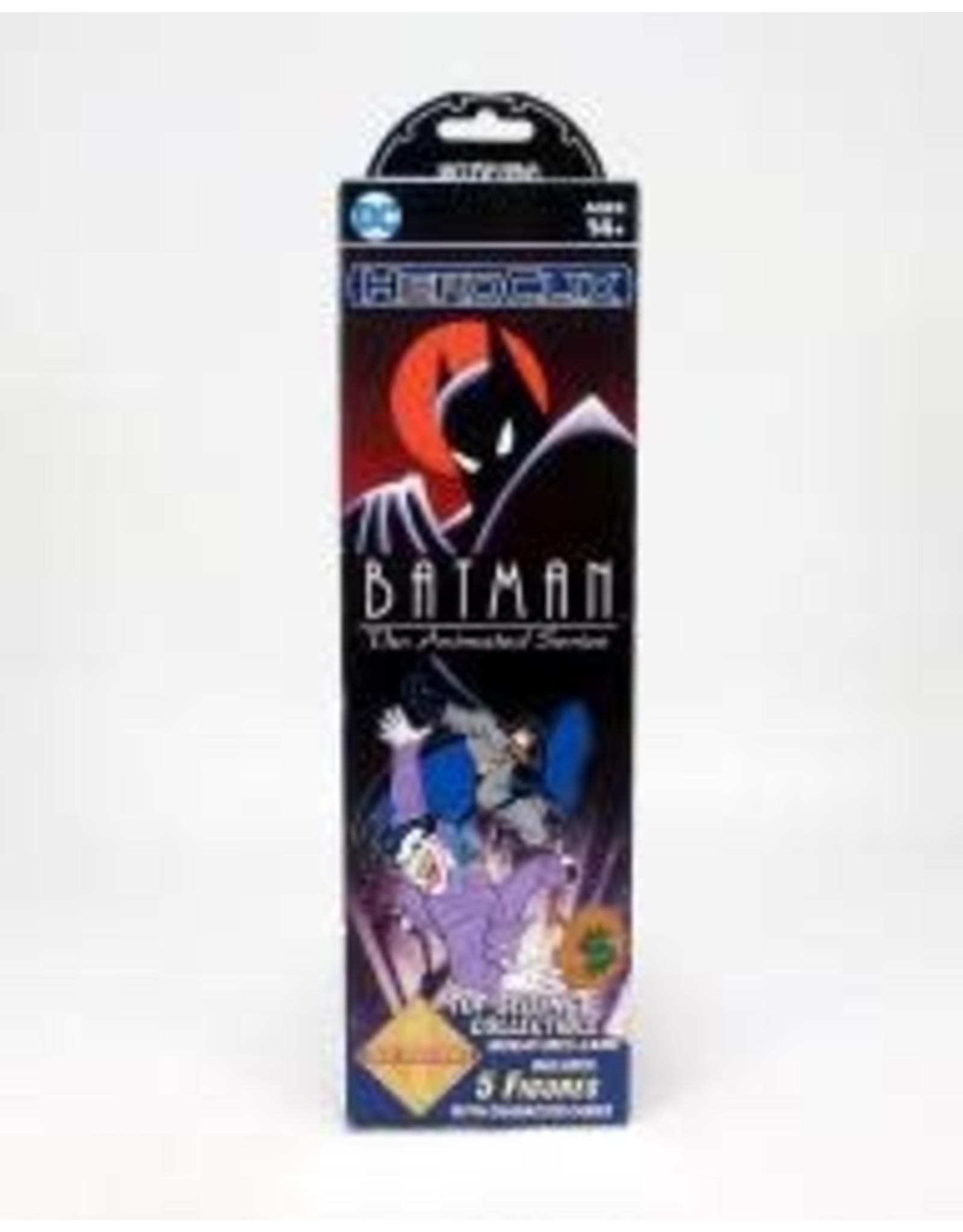 WizKids Batman The Animated Series 5 Figure Booster