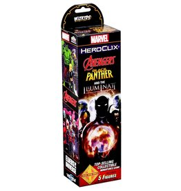 WizKids Black Panther and the Illuminati 5 Figure Booster