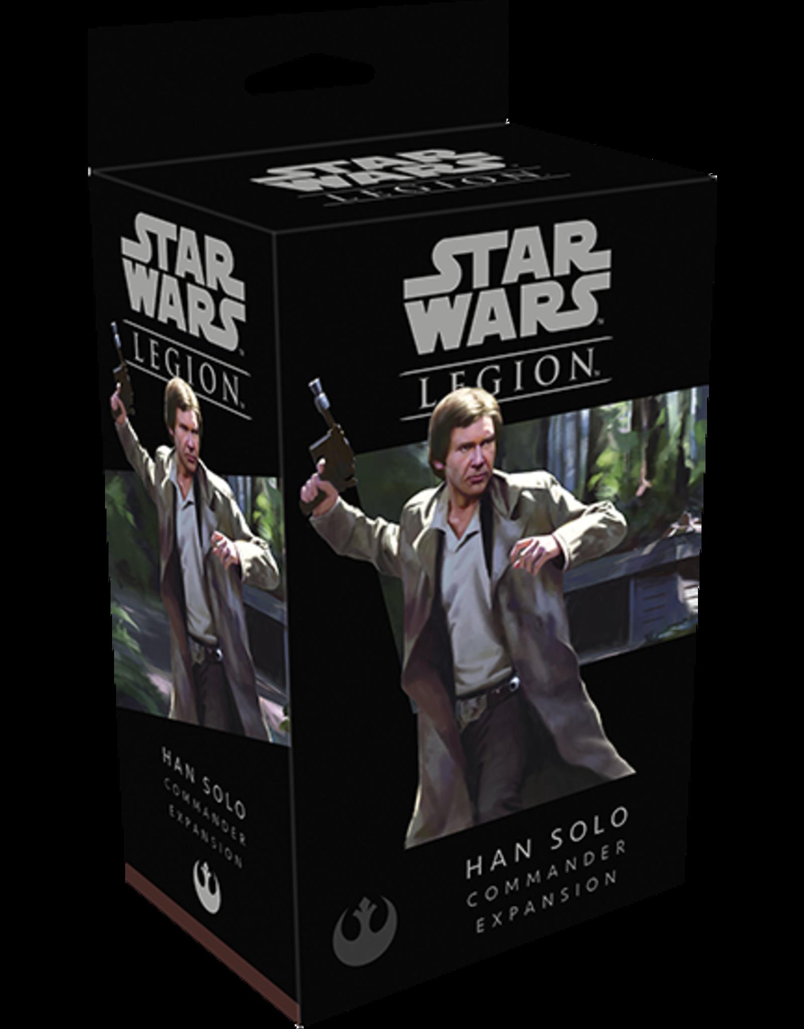 Fantasy Flight Star Wars: Legion - Han Solo Commander Expansion