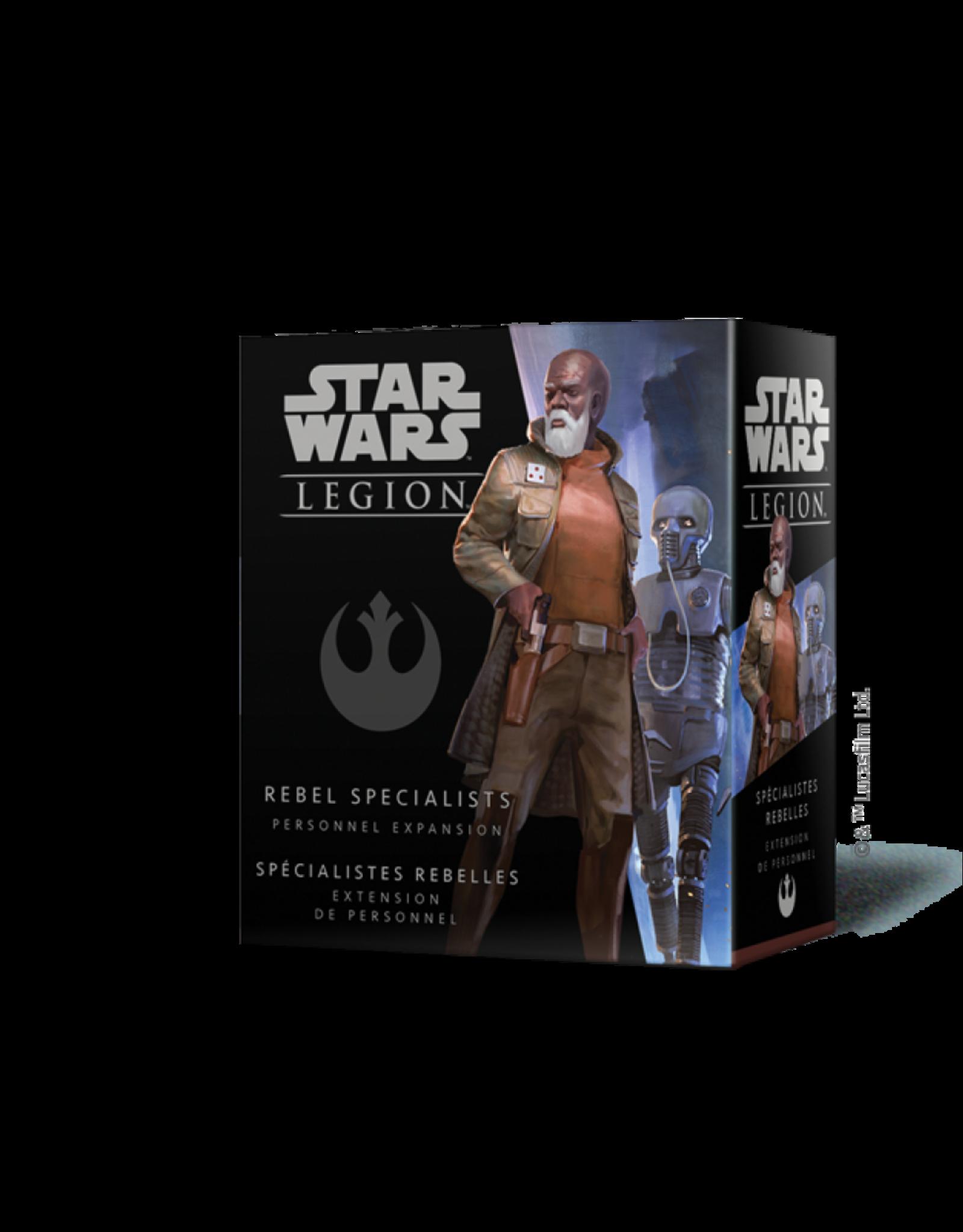 Fantasy Flight Star Wars: Legion - Rebel Specialists Personnel Expansion