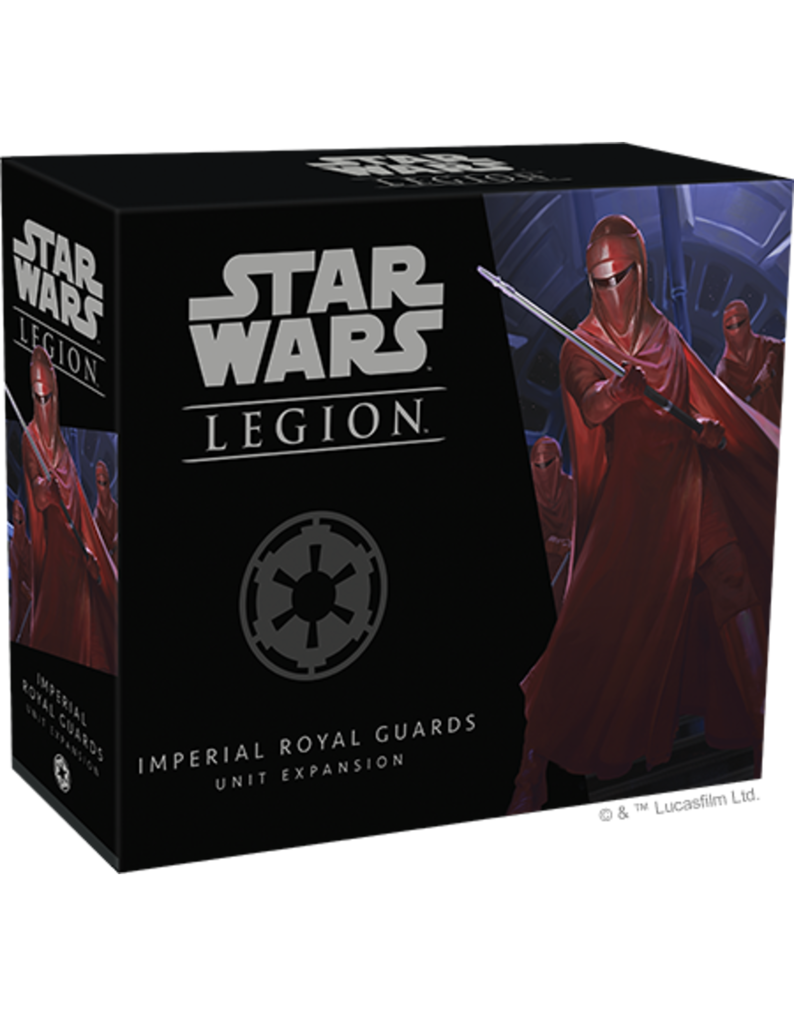 Fantasy Flight Star Wars Legion Imperial Royal Guards