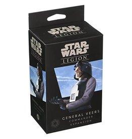 Fantasy Flight Star Wars Legion General Veers Commander