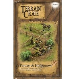 Terrain Crate Terrain Crate - Fences & Hedgerows