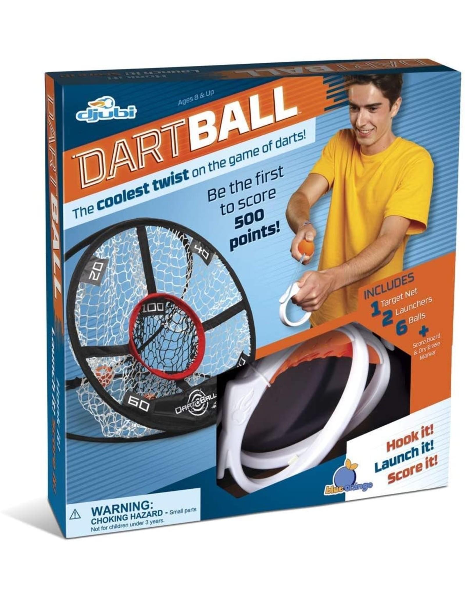 Djubi Dartball