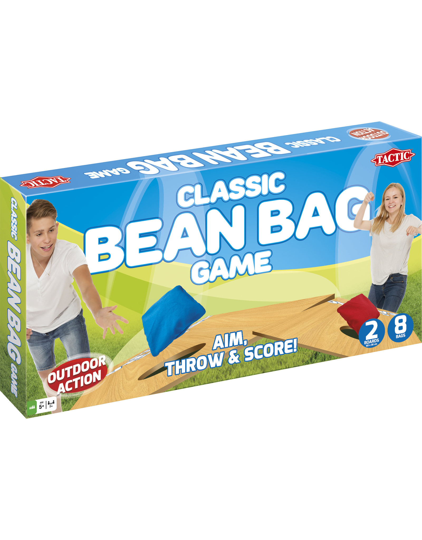 Tactic Classic Bean Bag Game