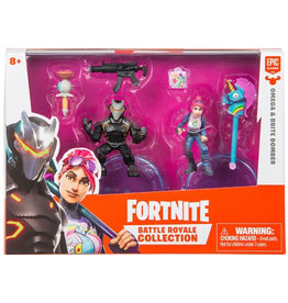 Epic Games Fortnite Battle Royal Collection Omega & Brite Bomber