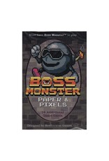 Boss Monsters Paper and Pixels Mini Expansion