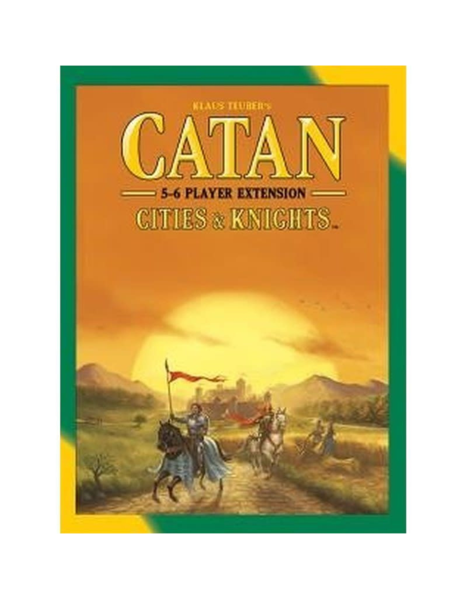 Catan Studio Catan: Cities and Knights 5-6 Player Extension