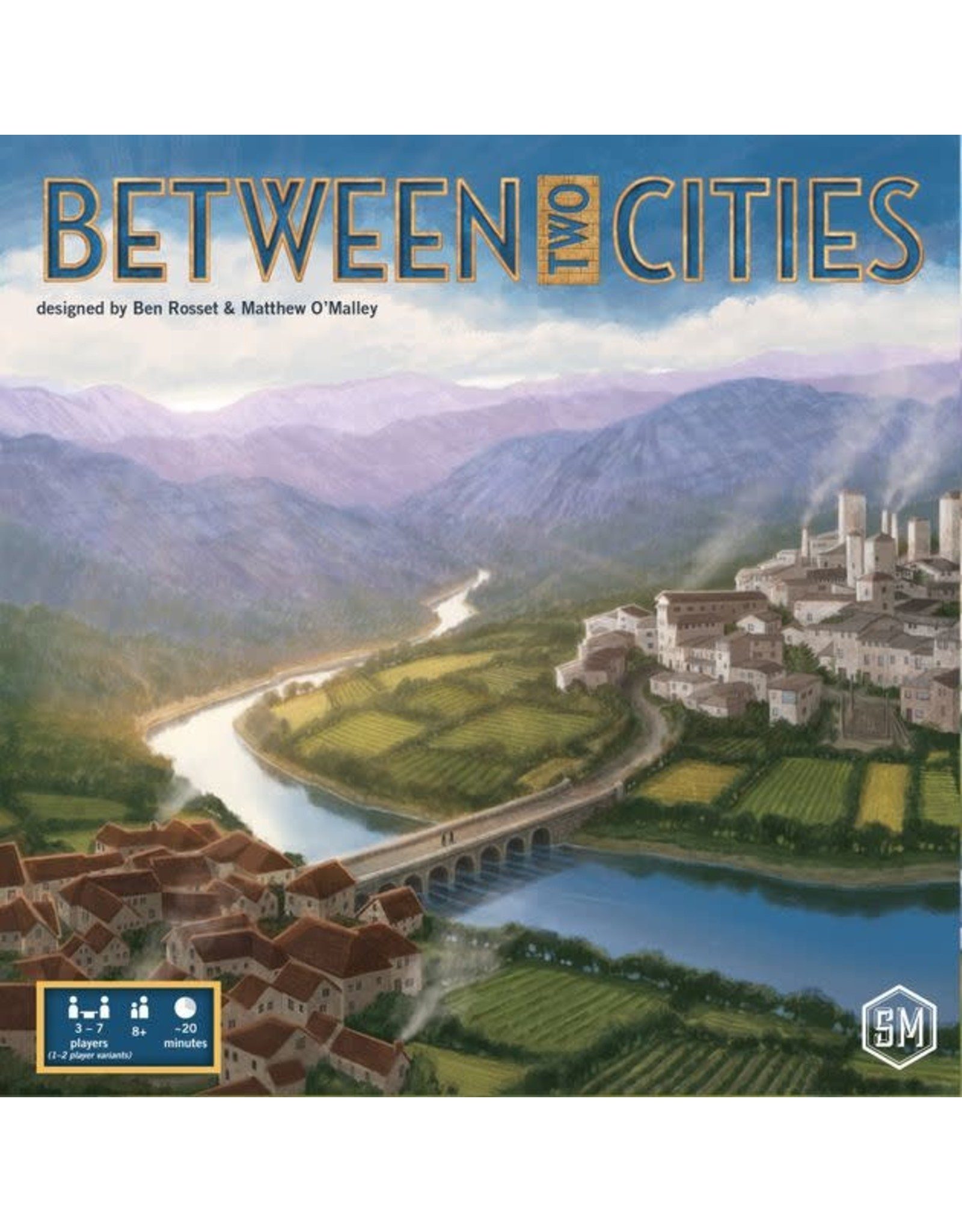 Stonemaier Games Between Two Cities