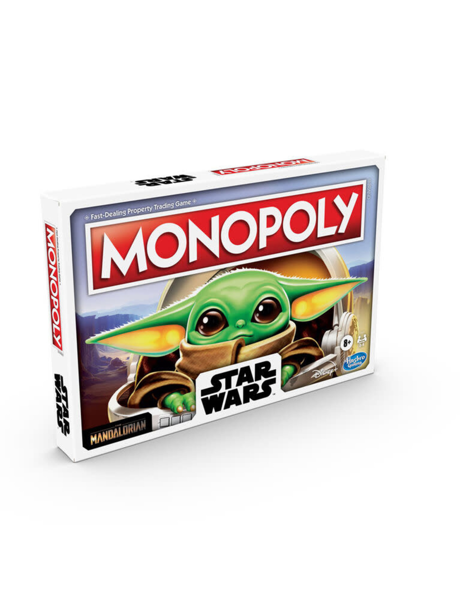 Hasbro Monopoly Star Wars The Mandalorian
