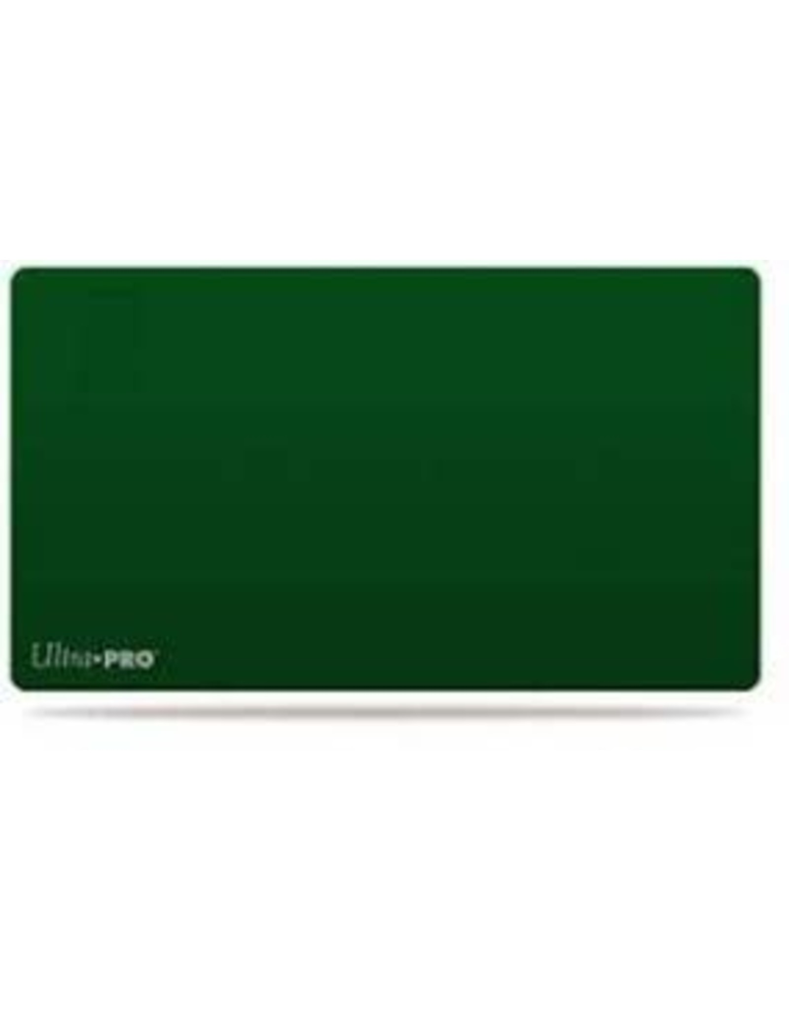Ultra Pro Ultra Pro Artist Gallery: Green Playmat