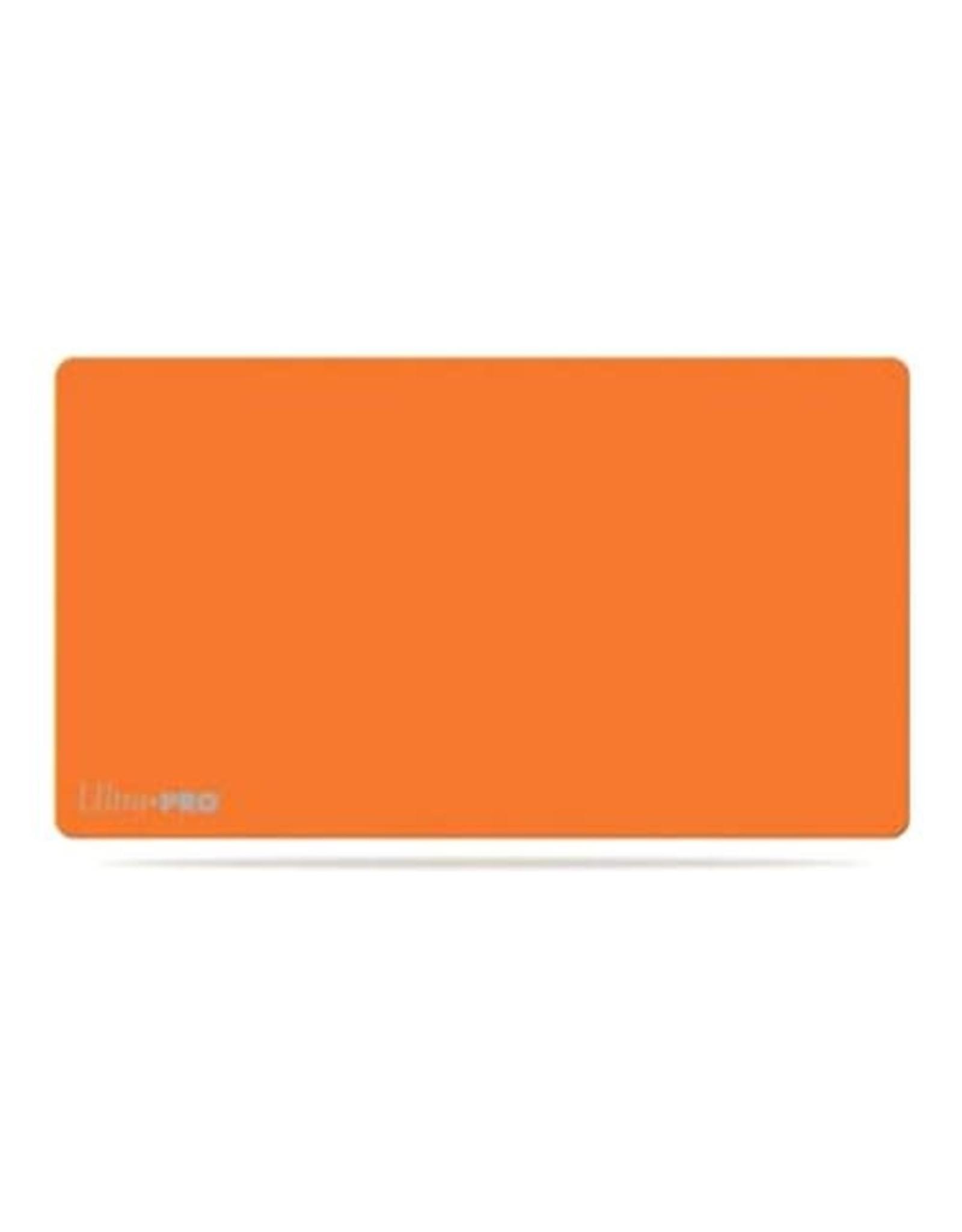 Ultra Pro Ultra Pro Artist Playmat Orange