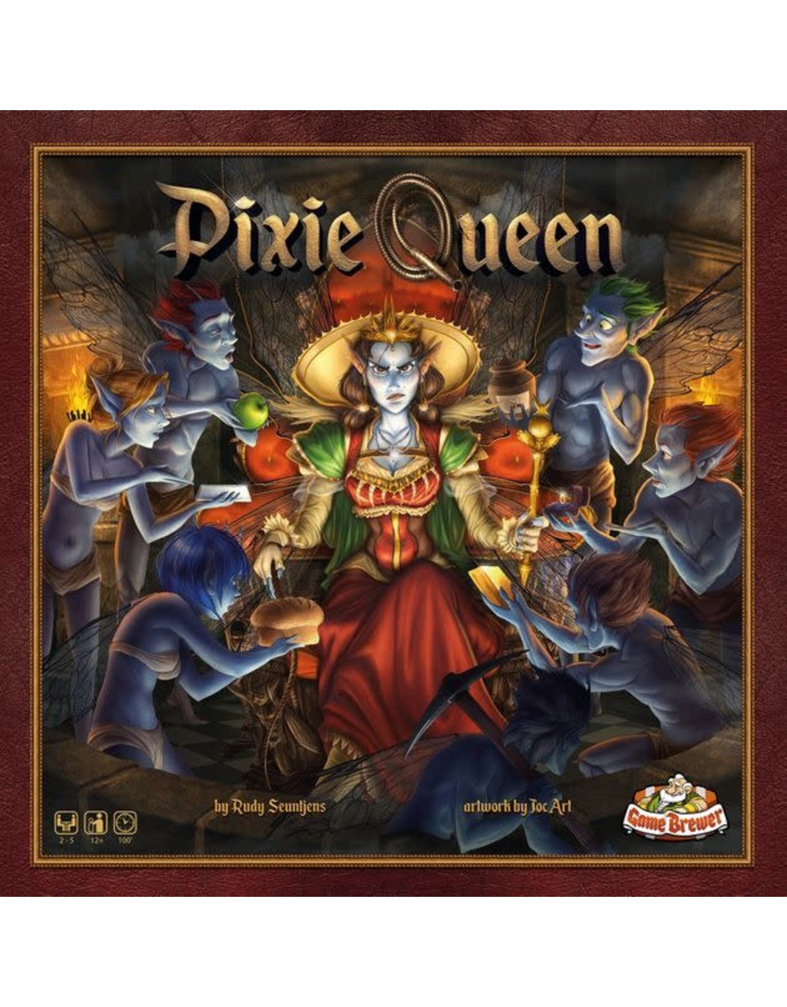 Game Brewer Pixie Queen