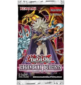 Konami Legendary Duelists - Rage of Ra Booster Pack