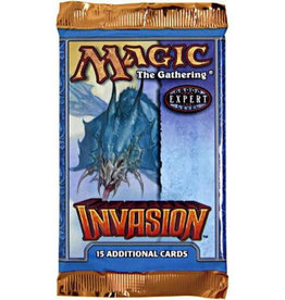 Wizards of the Coast Invasion Booster Pack