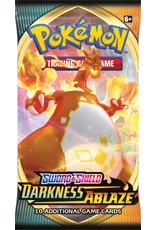 Pokemon Darkness Ablaze Booster Pack