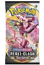 Pokemon Sword & Shield Rebel Clash Booster Pack