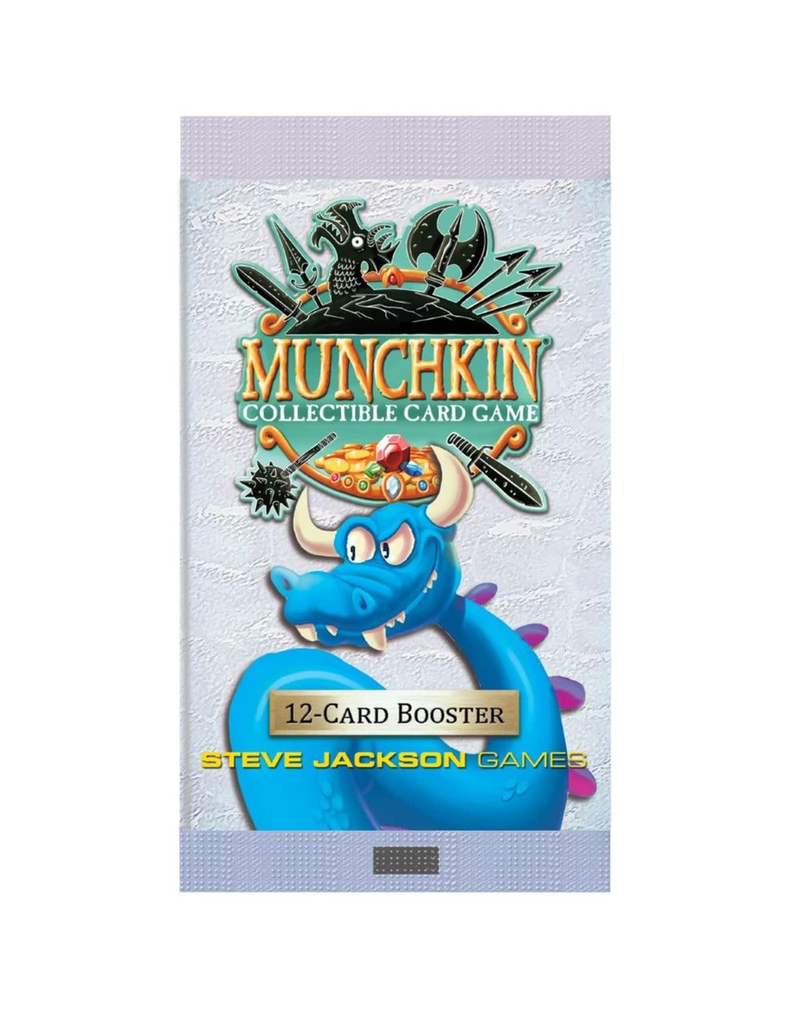 Steve Jackson Games Munchkin CCG Booster Pack