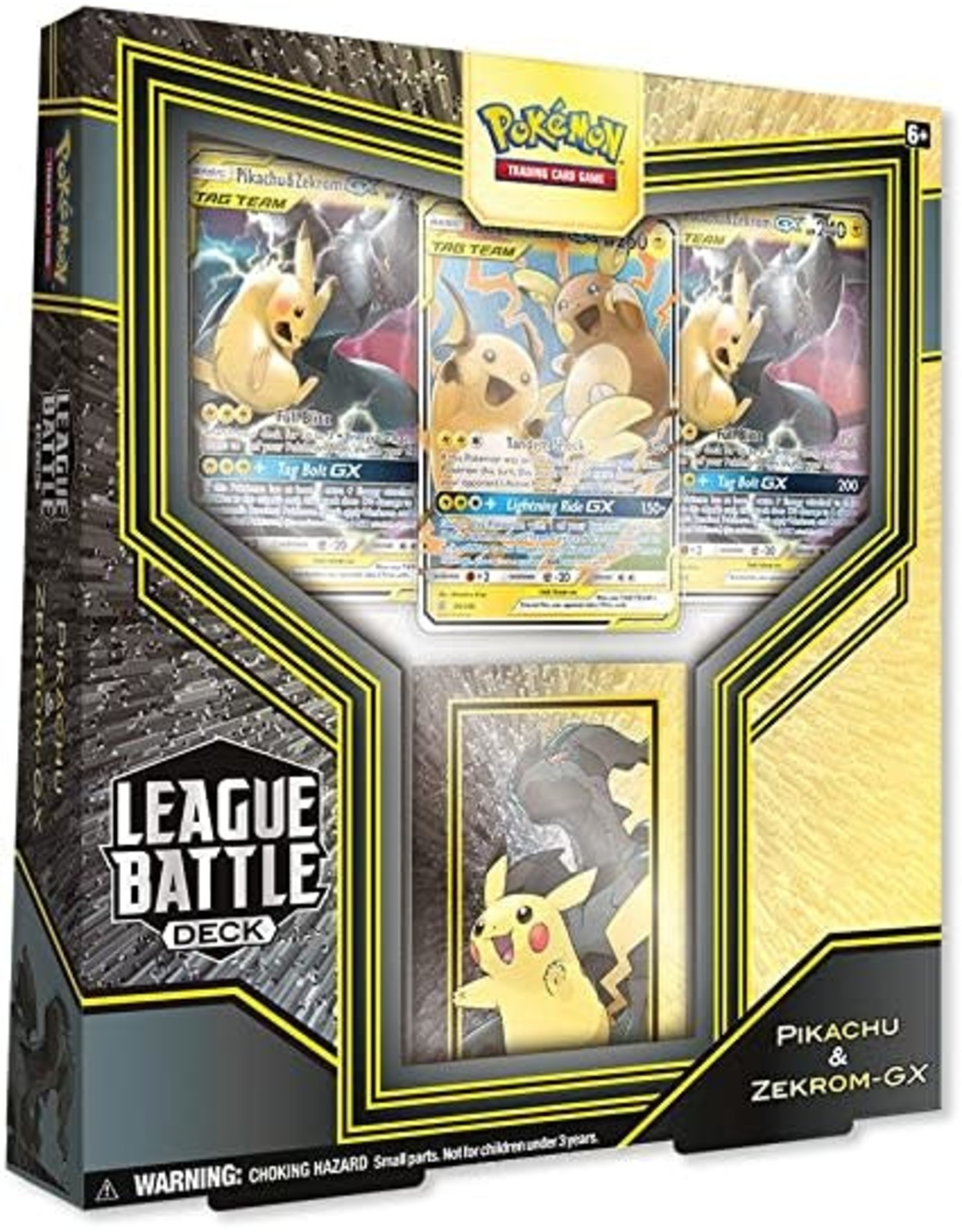 Pokemon Battle League Deck