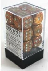 Chessex Chessex Glitter 16mm (12d6)