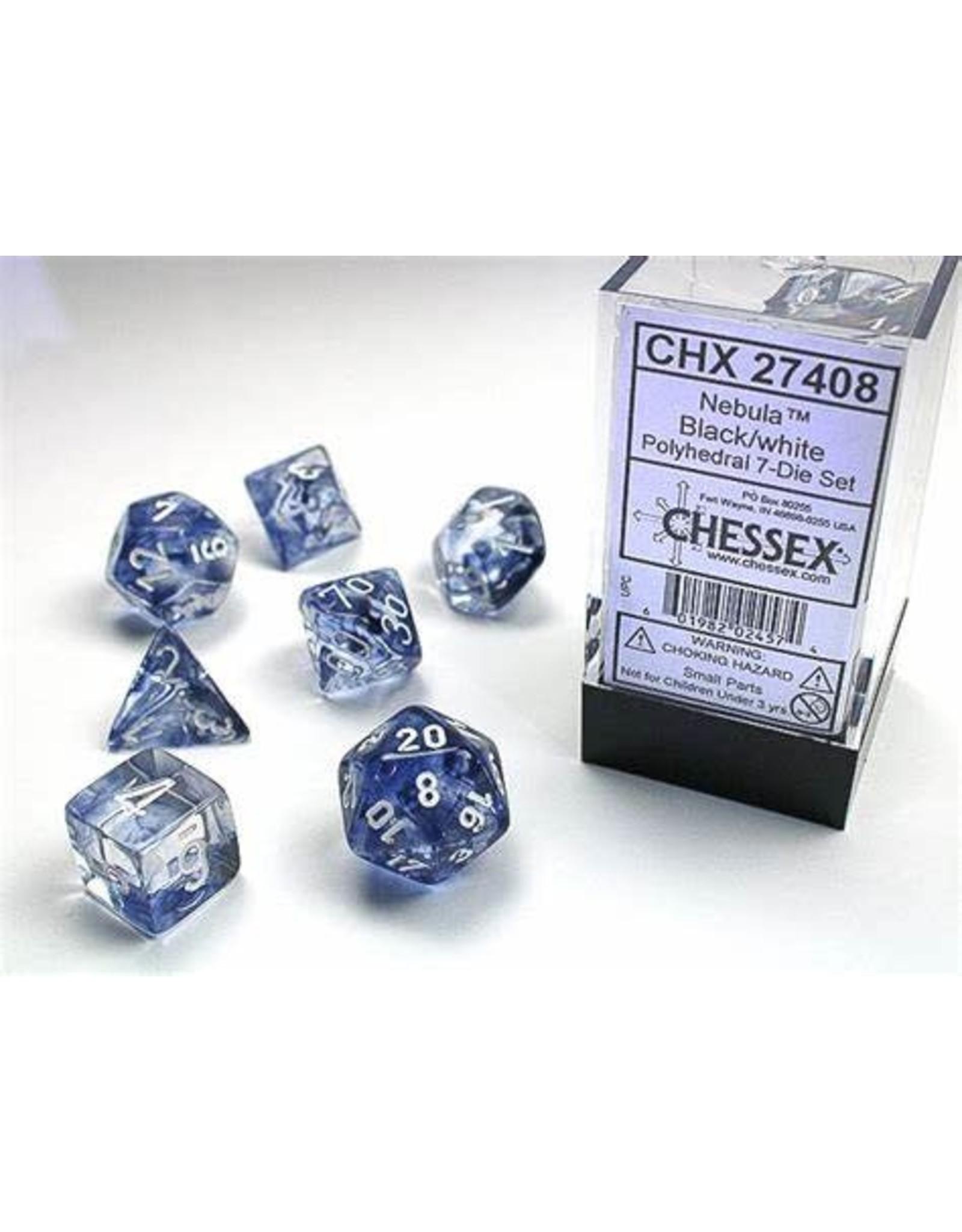 Chessex Chessex Nebula (7-pc Set)