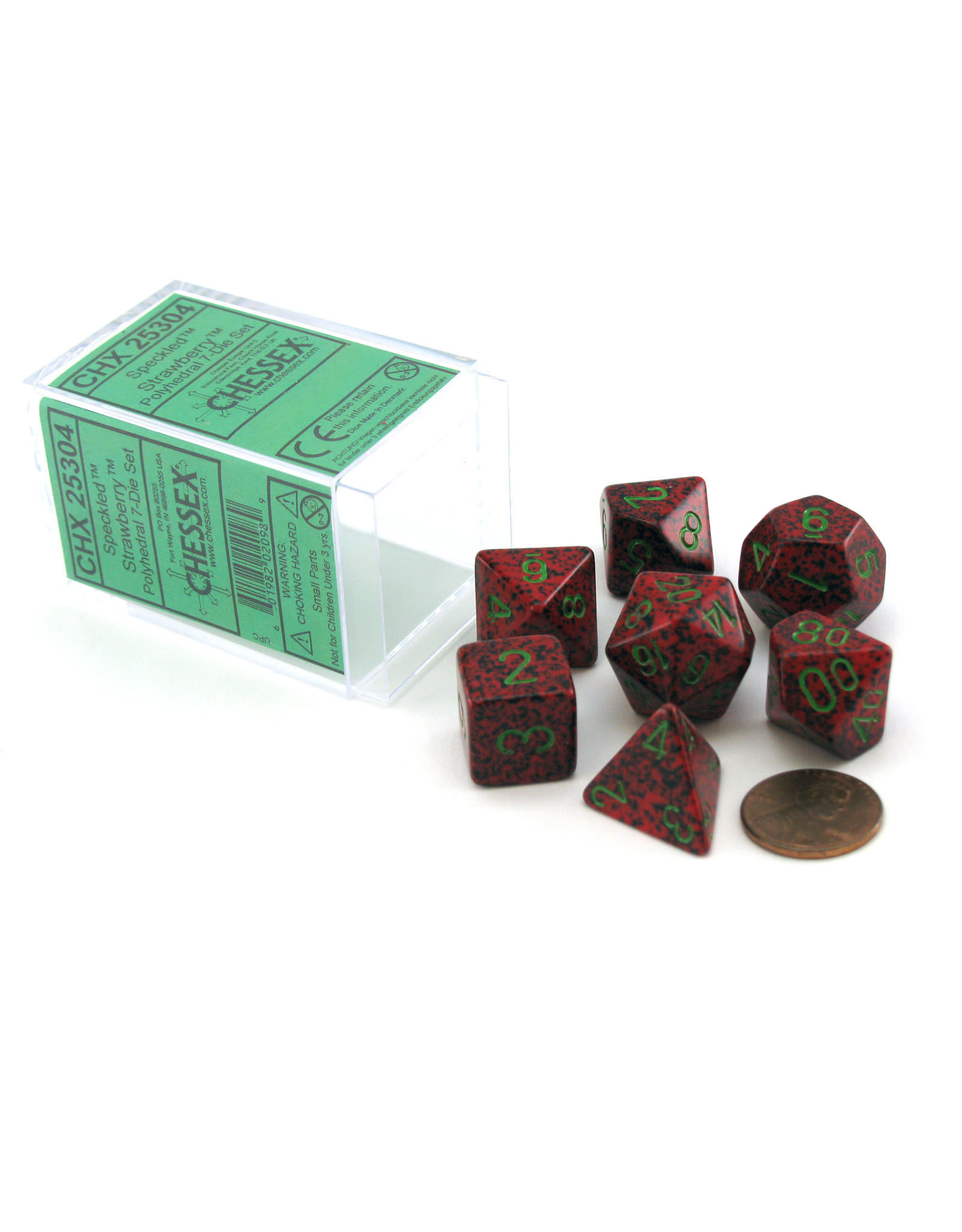 Chessex Chessex Speckled (7pc Set)