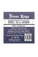 """Sleeve Kings Sleeve Kings """"Kingdom Death Monster"""" Card Sleeves 52mm x 52mm"""