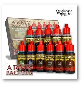 Army Painter The Army Painter Warpaints: Quickshade Washes Set