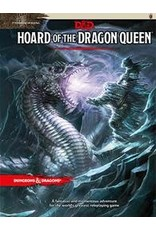 Wizards of the Coast Dungeons and Dragons: Tyranny of Dragons 1 - Hoard of the Dragon Queen