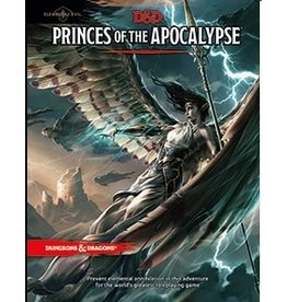 Wizards of the Coast Dungeons and Dragons: Elemental Evil - Princes of the Apocalypse