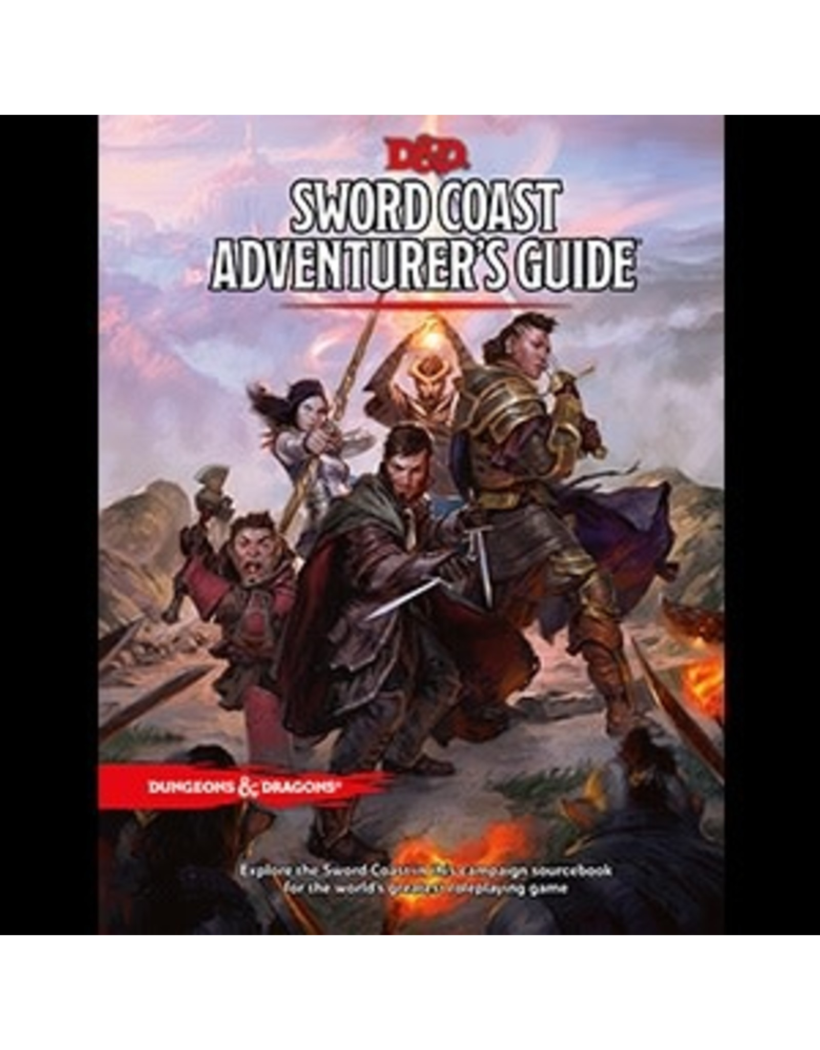 Wizards of the Coast Dungeons and Dragons: Sword Coast Adventurer's Guide