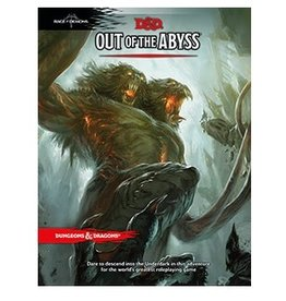Wizards of the Coast Dungeons and Dragons: Out of the Abyss