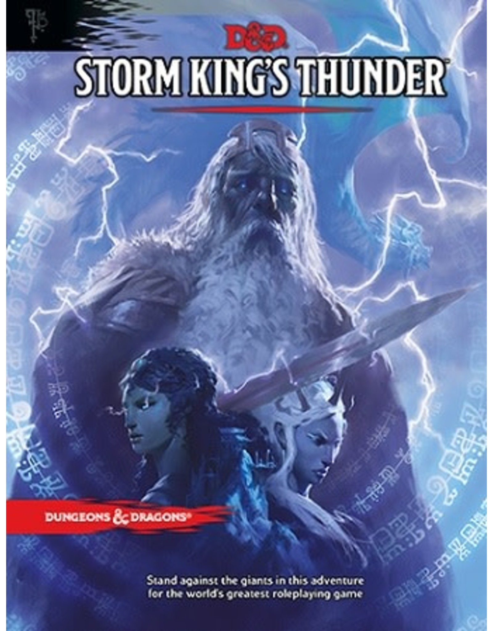 Wizards of the Coast Dungeons and Dragons: Storm King's Thunder