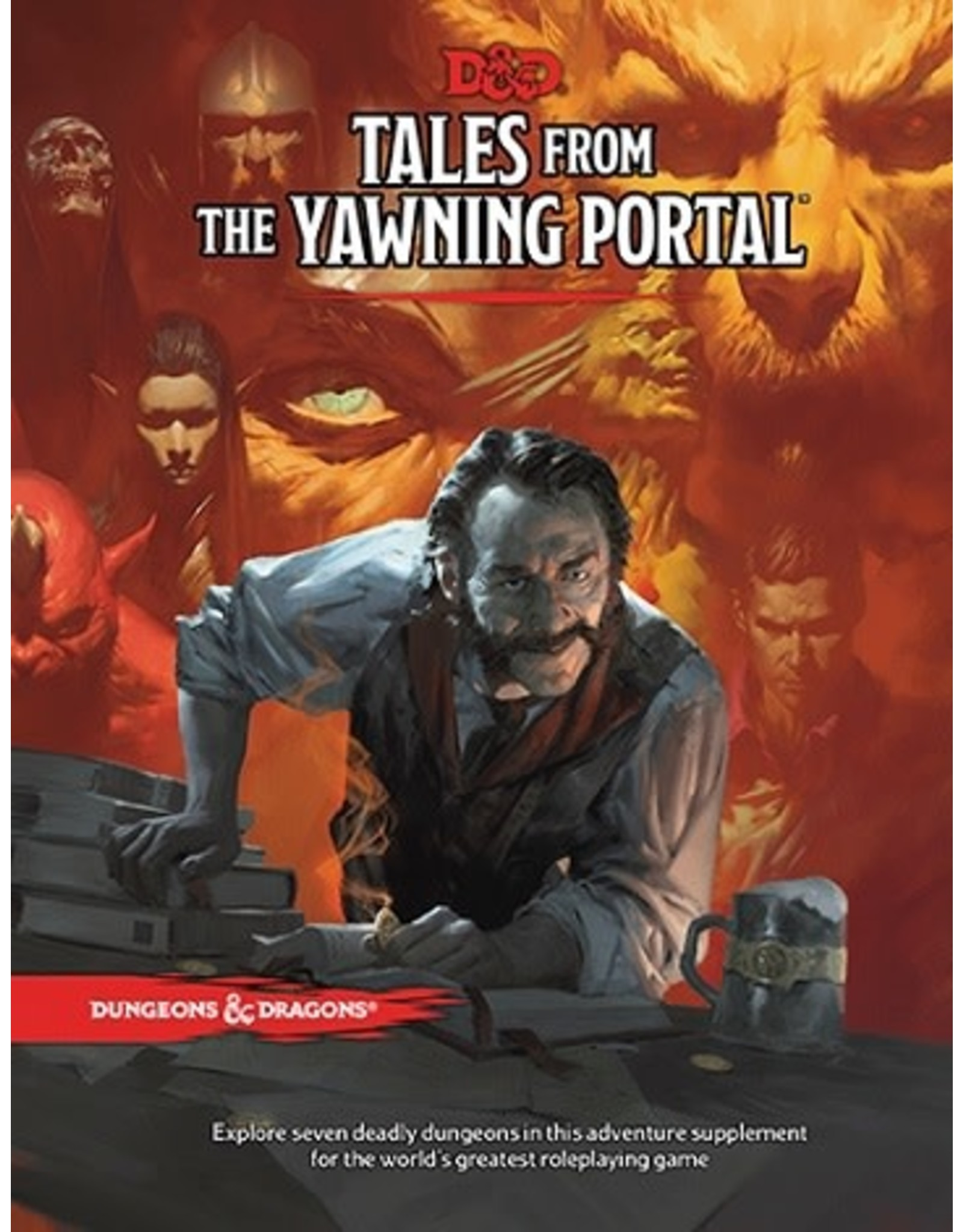 Wizards of the Coast Dungeons and Dragons: Tales From the Yawning Portal