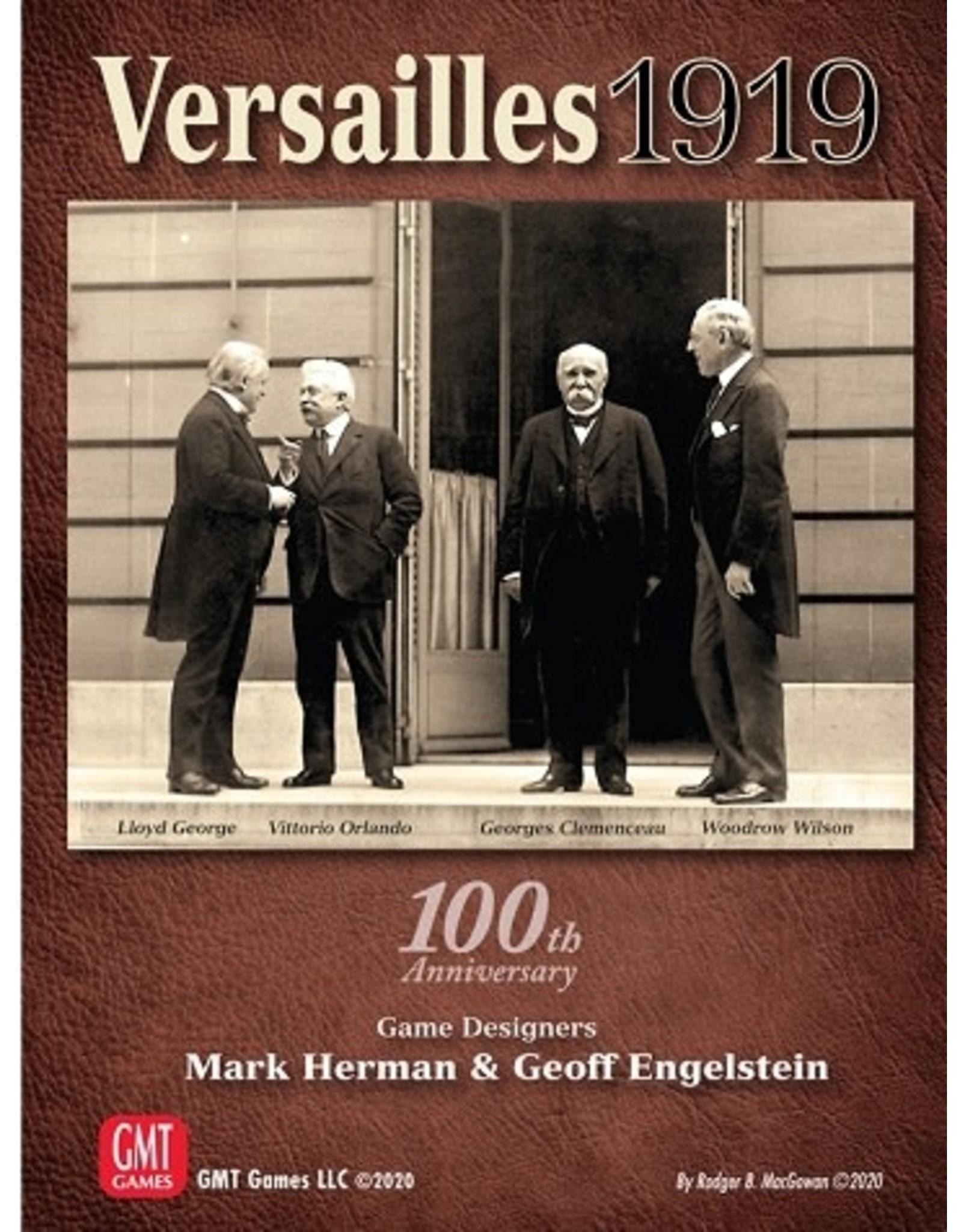 GMT Games Versailles 1919