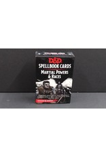 Gale Force 9 Dungeons and Dragons: Spellbook Cards