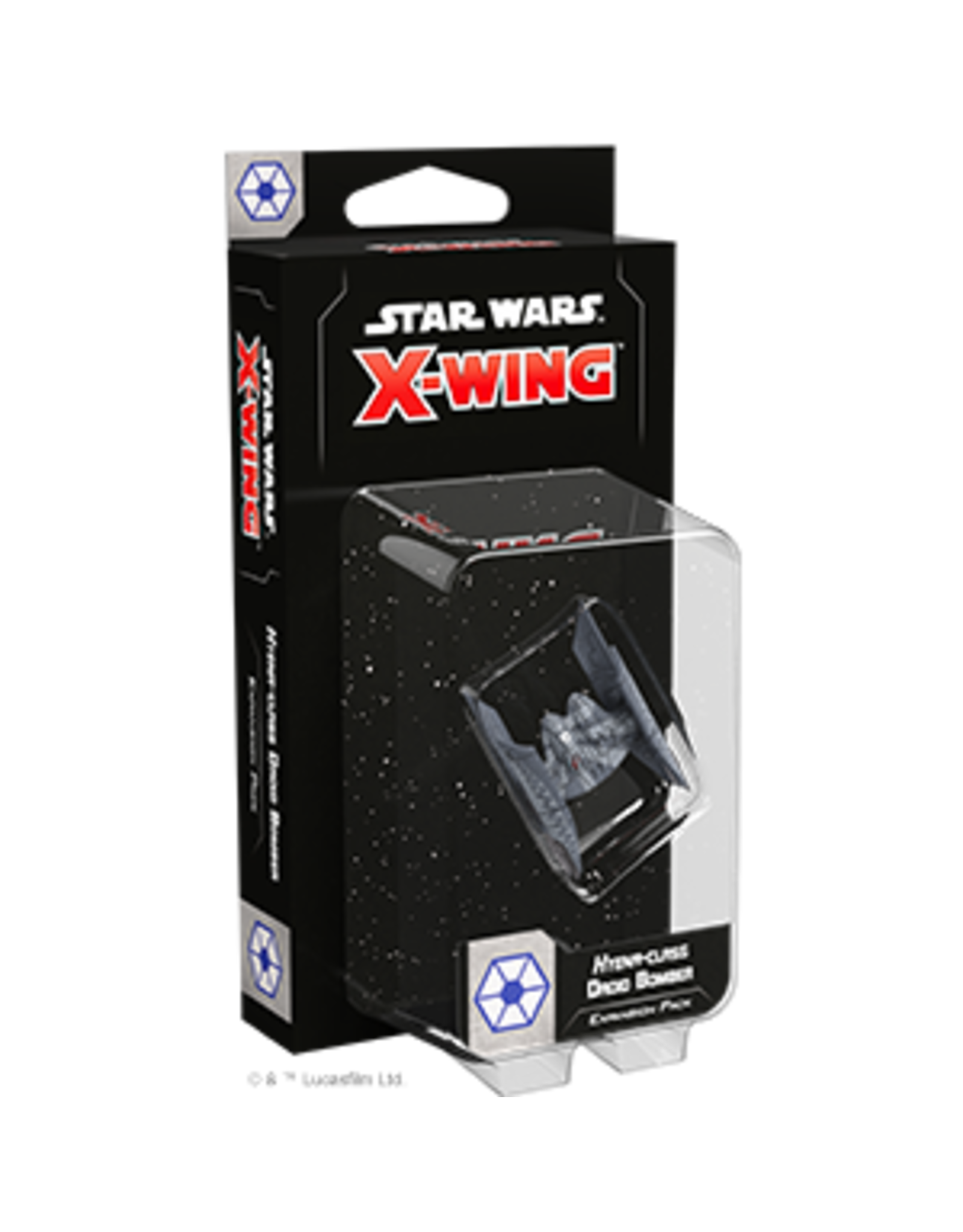 Fantasy Flight Star Wars X-Wing: Hyena Class Droid Bomber