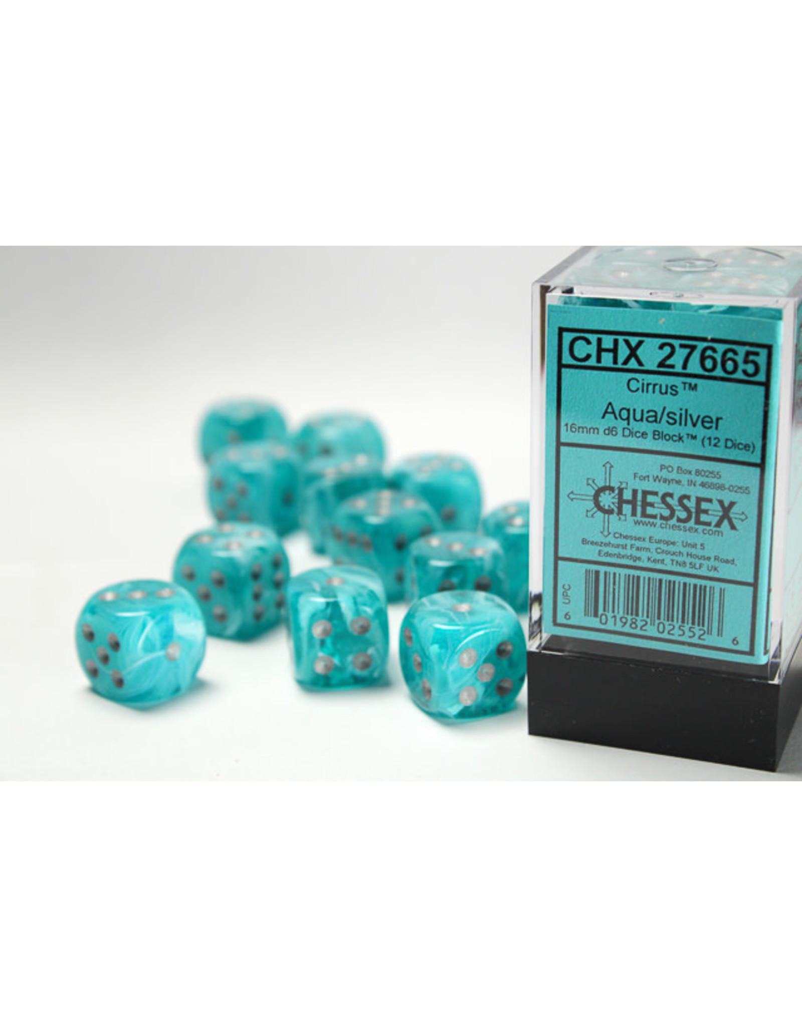 Chessex Chessex Cirrus 16mm (12d6)