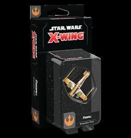 Fantasy Flight Star Wars X-Wing 2nd Ed: Fireball Expansion Pack