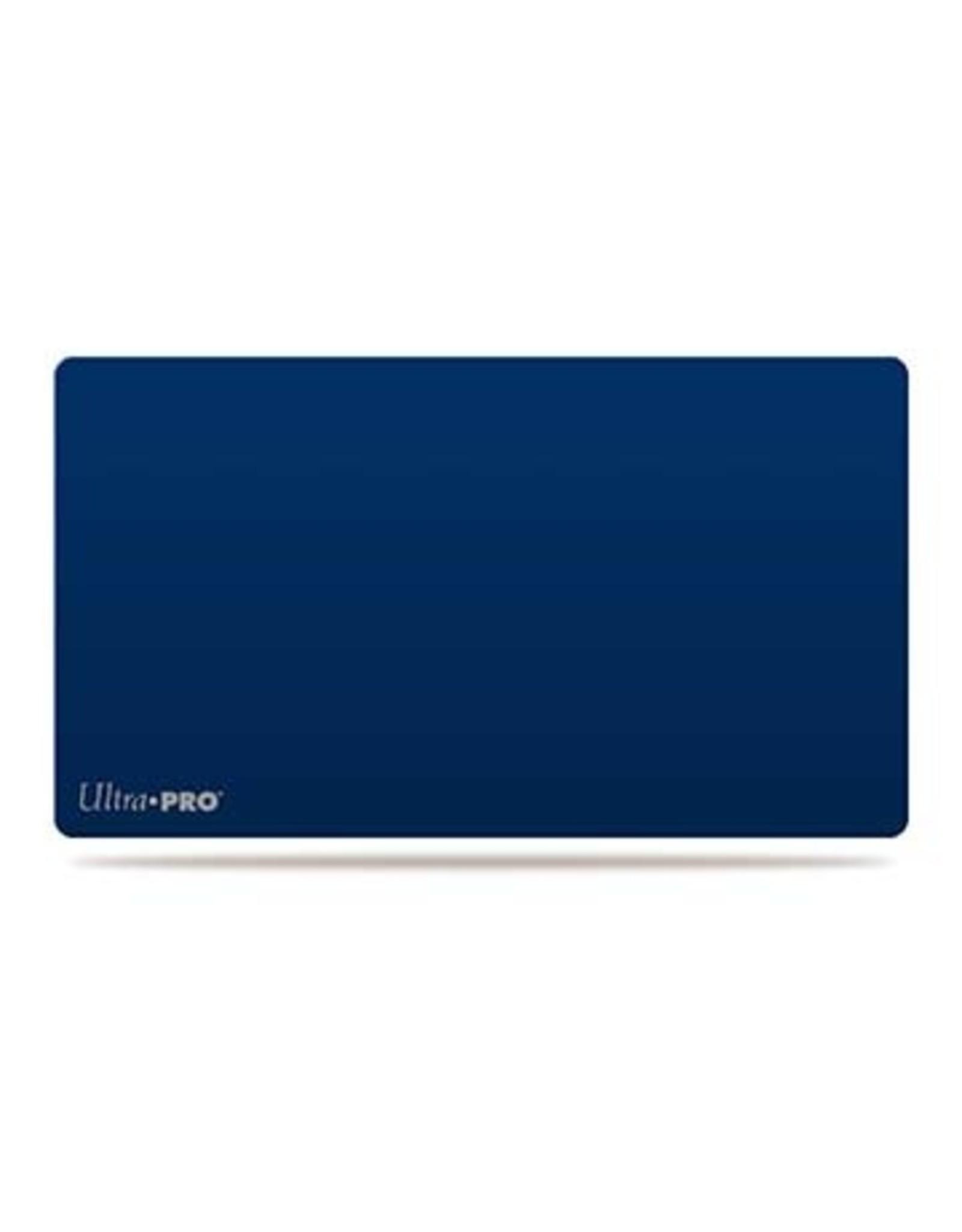 Ultra Pro Ultra Pro Playmat Artist: Solid Blue