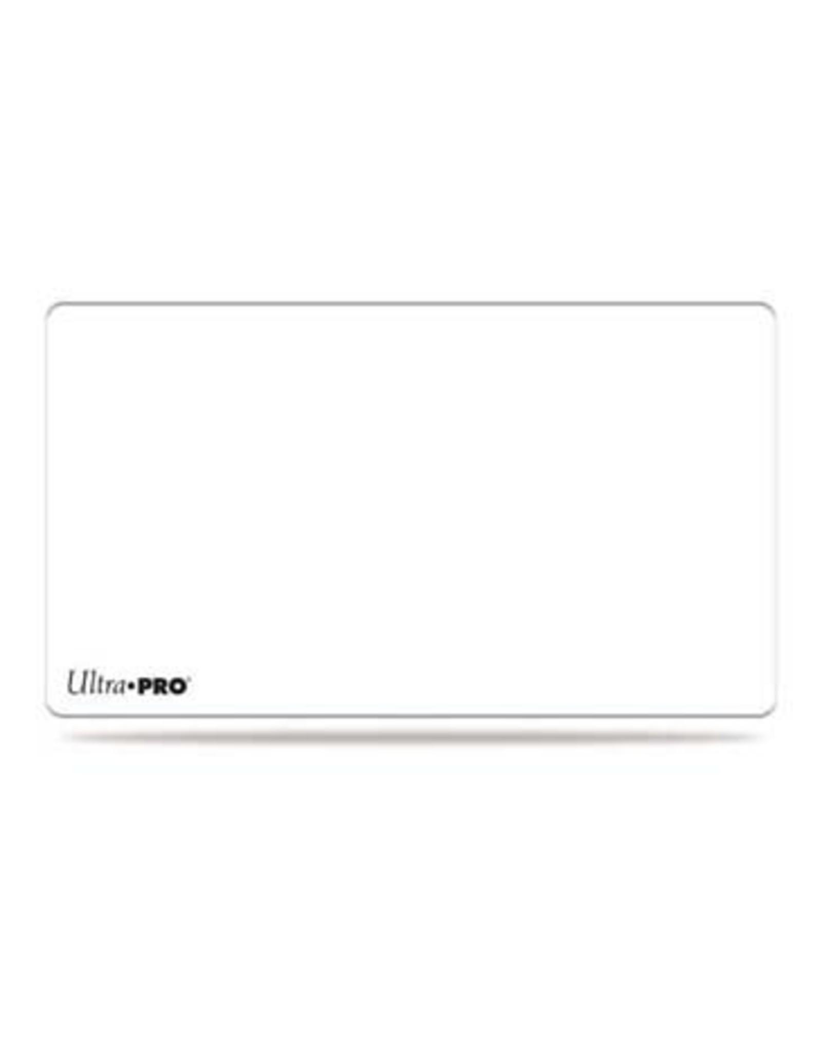 Ultra Pro Ultra Pro Artist Playmat: Solid White
