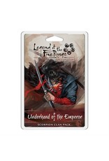Fantasy Flight Legend of the Five Rings: Underhand of the Emperor